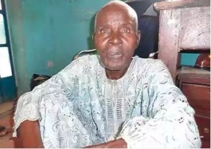 75-Year-Old Man Rapes 13-Year-Old Gir, Who Came To Fetch Water In His Compound In Lagos [See Photo Of The Man]